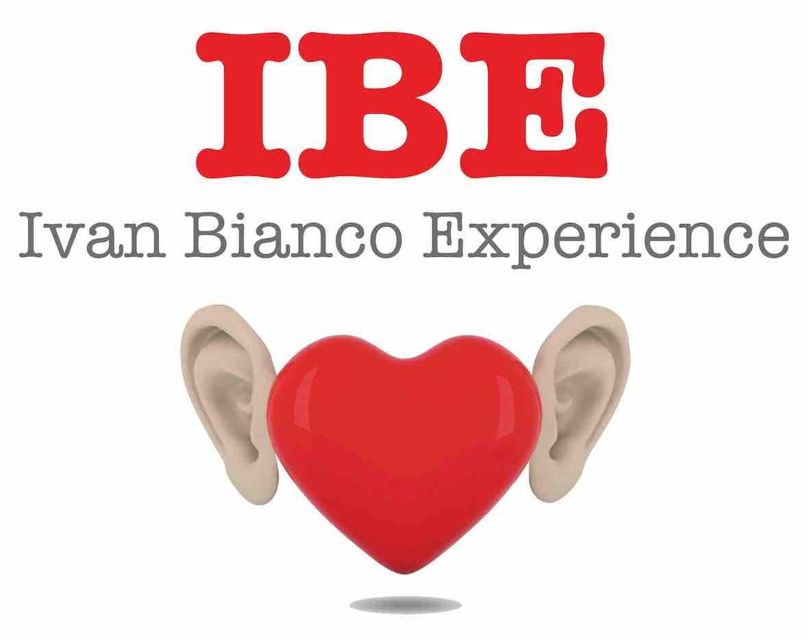 Logo IBE Ivan Bianco Experience